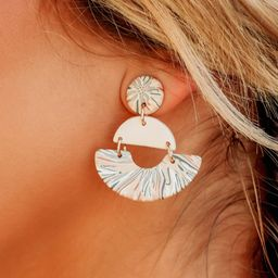 Twirl & Swirl Earrings: Multi | Shophopes