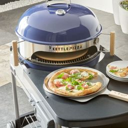 KettlePizza Outdoor Pizza Oven Kit + Reviews | Crate and Barrel | Crate & Barrel