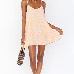 Caroline Mini Dress   Show Me Your Mumu