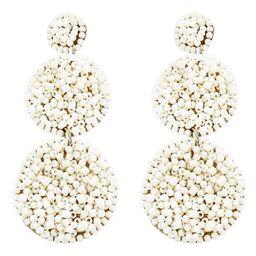 Panacea Seed Bead Linear Drop Earrings | Nordstrom | Nordstrom