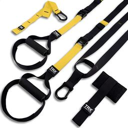 TRX ALL-IN-ONE Suspension Training: Bodyweight Resistance System | Full Body Workouts for Home, T... | Amazon (US)