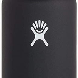 Hydro Flask Water Bottle - Stainless Steel & Vacuum Insulated - Wide Mouth 2.0 with Leak Proof Fl... | Amazon (US)