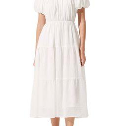 Tiered Short Sleeve Dress | Nordstrom