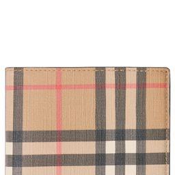 Vintage Check Billfold Wallet   Nordstrom