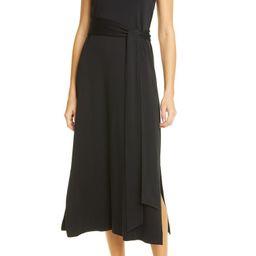 Sleeveless Pima Cotton Dress | Nordstrom