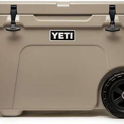 YETI Tundra Haul Portable Wheeled Cooler   Amazon (US)