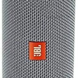 JBL Flip 4 Waterproof Portable Bluetooth Speaker - New Grey   Amazon (US)
