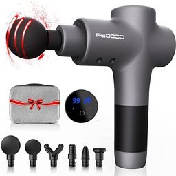 Massage Gun Fathers Day Gifts,Hand Held Deep Tissue Muscle Massager for Athletes - Portable Ultra...   Amazon (US)