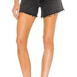AGOLDE Parker Long Short in Chromatic from Revolve.com | Revolve Clothing (Global)