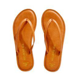 Melrose Ave Vegan Thong Sandal (Women's)   Walmart (US)