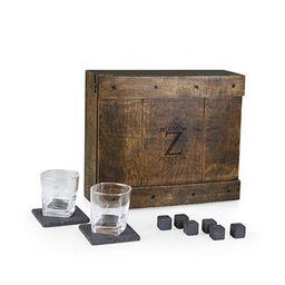 Monogram Whiskey Box Gift Set | Macys (US)