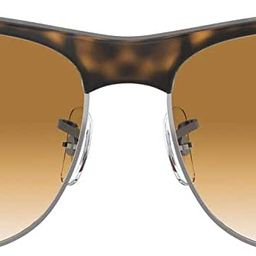 Ray-Ban Rb4175 Clubmaster Square Sunglasses | Amazon (US)