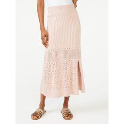 Scoop Women's Sweater Skirt | Walmart (US)
