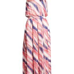 Chelsea28 Halter Chiffon Maxi Dress | Nordstrom | Nordstrom