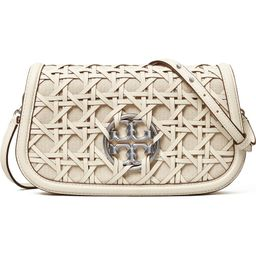 Tory Burch Miller Basketweave Leather Convertible Clutch | Nordstrom | Nordstrom