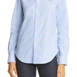 Georgia Button-Down Shirt   Nordstrom