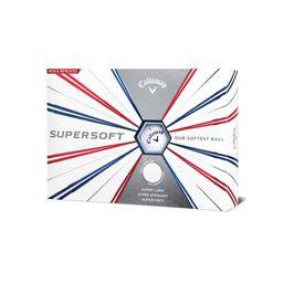 Callaway Supersoft Golf Balls 12pk - White | Target