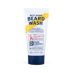 Duke Cannon Supply Company Best Damn Beard Wash - 6 fl oz | Target
