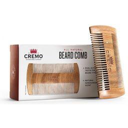 Cremo Premium Dual-Sided Sandalwood Beard Comb - Static & Snag Free - 1ct | Target