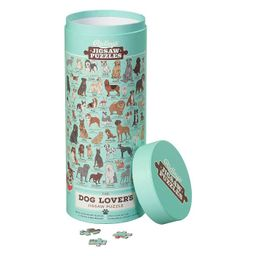 1000pc Dog Lover's Jigsaw Puzzle | Target