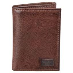 DENIZEN® from Levi's® Men's RFID Thin Trifold Wallet - Brown | Target