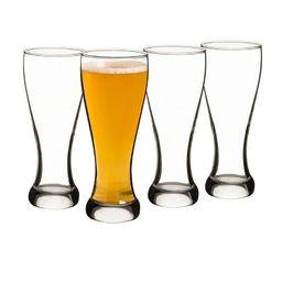 20oz 4pk Glass Pilsner Glasses - Cathy's Concepts | Target