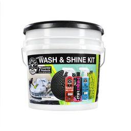 Chemical Guys 7 Piece Wash & Shine Kit | Walmart (US)