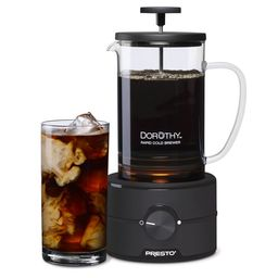 Presto Dorothy™ Rapid Cold Brew Coffee Maker - 02937 | Walmart (US)
