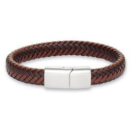 Men's Woven Leather Bracelet | Nordstrom