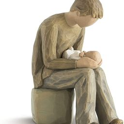 Willow Tree New Dad, Sculpted Hand-Painted Figure | Amazon (US)