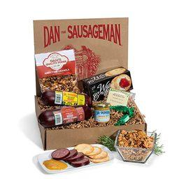 Dan the Sausageman's Klondike Gift Box -Featuring Dan's Original, and Garlic Smoked Summer Sausag... | Amazon (US)