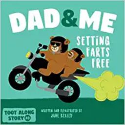 Dad And Me Setting Farts Free: A Funny Read Aloud Picture Book For Fathers And Their Kids, A Rhym... | Amazon (US)