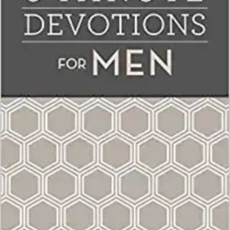 3-Minute Devotions for Men: 180 Encouraging Readings    Paperback – January 1, 2018 | Amazon (US)
