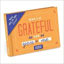 Knock Knock Why I'm Grateful for You Fill in the Love Book Fill-in-the-Blank Gift Journal    Hard... | Amazon (US)