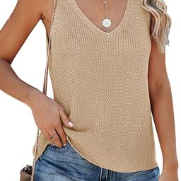 knit tank | Amazon (US)