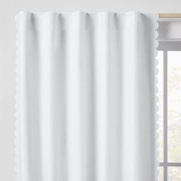 Scallop Blackout Panel - Pillowfort™ | Target
