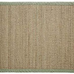 Chesapeake Seagrass 40-Inch by 60-Inch Area Rug, Sage   Amazon (US)
