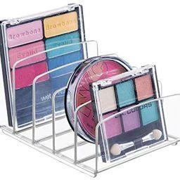 mDesign Plastic Divided Makeup Organizer for Bathroom Countertops, Vanities, Cabinets - Cosmetic ...   Amazon (US)