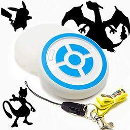 Pokemon Go Plus MEGACOM Dual Catchmon for 2 Accounts, Auto Catch, Spin, Speedy Upgrade to Earn Ca...   Amazon (US)