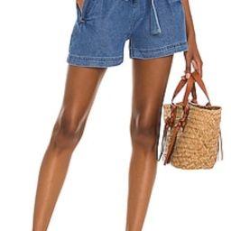 Paperbag Waist Shorts   Revolve Clothing (Global)
