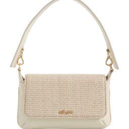 Cult Gaia Damara Leather Shoulder Bag | Nordstrom | Nordstrom