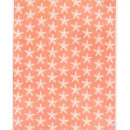 Sea Stars Coral Blanket   ChappyWrap