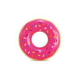 Intex Inflatable Pink Sprinkle Donut Pool Tube Float | Walmart (US)