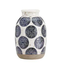 Lilian Hand Painted Ceramic Vases | Pottery Barn (US)