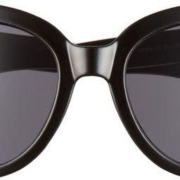 52mm Round Sunglasses   Nordstrom