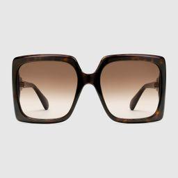 Square-frame sunglasses   Gucci (US)