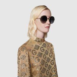 Round-frame sunglasses   Gucci (US)
