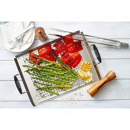 All-Clad                                                        Outdoor Stainless Steel Grill Gri...   Bloomingdale's (US)