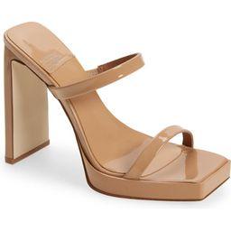 Jeffrey Campbell Hustler Platform Sandal (Women)   Nordstrom   Nordstrom