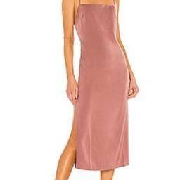 Malia Midi Dress                                          NBD | Revolve Clothing (Global)